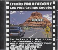 CD Ennio MORRICONE Ses  Plus Grands Succès - Soundtracks, Film Music