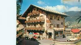 Cpsm -    Megève - Hôtel La Crémaillère     Q289 - Megève