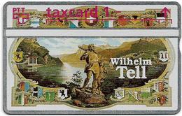 Switzerland - Swisscom (L&G) - K Series - K-93/47 - Sir Rowland Hill AG - Wilhelm Tell - 322L - 02.1993, 1Fr, 10.000ex, - Zwitserland