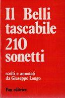 IL BELLI TASCABILE 210 SONETTI - Religion
