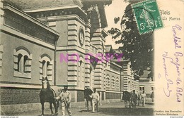 SL 41 BLOIS. Le Haras Avec Lads Et Chevaux 1908 Collection Des Nouvelles Galeries Blésoises - Blois