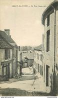 PHL 58 CERCY-LA-TOUR. La Rue Du Casse-cou 1927 - Andere Gemeenten