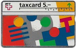 Switzerland - Swisscom (L&G) - V Cards - V-17A4 - Visuelle PTT - 311B - 11.1993, 5Fr, 10.000ex, Mint - Zwitserland