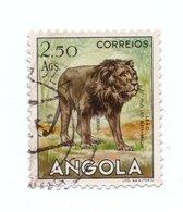 ANGOLA»1953»USED - Angola