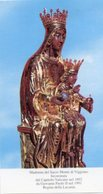 Viggiano (PZ) - Santino MADONNA DEL SACRO MONTE, Santuario Maria SS. Del Sacro Monte Di Viggiano - PERFETTO P29- - Religion & Esotérisme