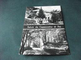SALUTI DA CAPANNETTE DI PEI ALBERGO TAMBUSSI  ALESSANDRIA - Gruss Aus.../ Gruesse Aus...