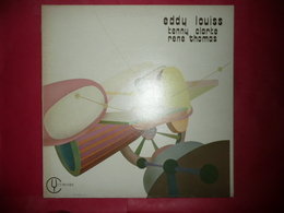 LP33 N°4455 - EDDY LOUISS & KENNY CLARKE & RENE THOMAS - Jazz