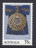 Australia - 1985 59th Anniversary Birth Of Queen Elizabeth II, Badge - (Set) MNH - Nuovi