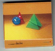 """Pochette Allumettes """" L'instant Déclic """" - Matchboxes"""