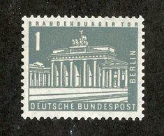 B315  Berlin 1956  Mi.# 140** ( Cat.€.30 ) - Ongebruikt