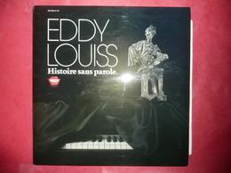 LP33 N°4457 - EDDY LOUISS - HISTOIRE SANS PAROLE - GR 002-11-79 - JAZZ FUNK SOUL - Jazz