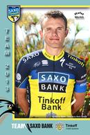 CARTE CYCLISME RAFAEL MAJKA TEAM SAXO BANK - TINKOFF 2013 - Cyclisme