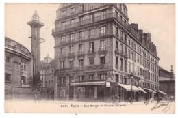 PARIS  - Rue Berger Et Sauval - Arrondissement: 01