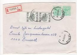 TEMSE G 1 G Op Aangetekende Brief - Belgien