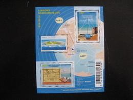 TAAF:  Feuille N° F720, Neuve XX. - Franse Zuidelijke En Antarctische Gebieden (TAAF)