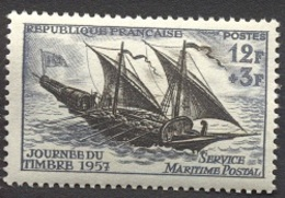 France N°1093 Neuf ** 1957 - France
