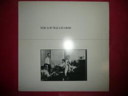 LP33 N°4458 - THE LOUNGE LIZZARDS - JAZZ AVANT GARDE NO WAVE. - Jazz