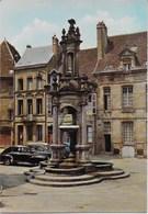 Autun -  La Fontaine St Lazare - Autun