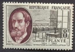 France N°1095 Neuf ** 1957 - France