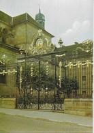 Autun -  La Grille Du Lycée - Autun