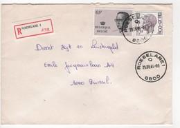 ROESELARE 1 O Op Aangetekende Brief - Belgien