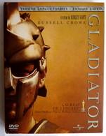 COFFRET 3 DVD ET MINI LIVRET GLADIATOR Version Longue - Séries Et Programmes TV