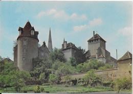Autun -  Vieilles Tours De Défense De La Ville Haute - Autun
