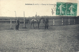 2020 - 06 - YVELINES - 78 - ACHERES - Champ De Course - Acheres