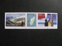 TAAF: TB Bande N° 626/627, Neuve XX. - Franse Zuidelijke En Antarctische Gebieden (TAAF)