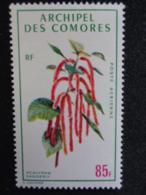 1971 P.A. COMORES Y&T N° 38 ** - FLEUR - Comores (1950-1975)