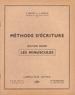 Cahier D'entrainement à L'écriture De Chez Istra , TB état  ///   Juin   20 ///  Ref.  11.520 - Book Covers