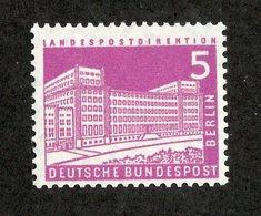 B320  Berlin 1956  Mi.# 141** ( Cat.€.30 ) - Ongebruikt