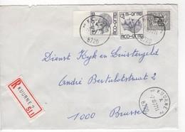 KUURNE 2 A 2  Op Aangetekende Brief - Belgien