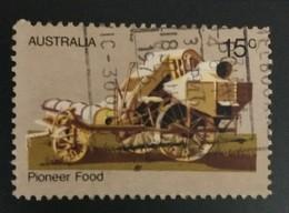 128. AUSTRALIA (15C) USED STAMP - Usati
