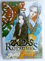 COFFRET 2 CD LES DOUZES ROYAUMES Bandes-originale Vol 2 - RYÔ - Musique De Films