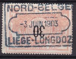 TR  NORD BELGE LIEGE LONGDOZ - Bahnwesen
