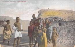 SOUDAN Sudan - OMDURMAN Soudanese Children / Enfants Soudanais / Sudanesische Kinder - CPA 1910 -Soedan Sudão - Sudan