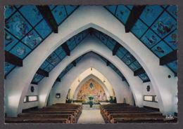 61811/ VALBERG, Chapelle Notre-Dame-des-Neiges, Intérieur - Francia