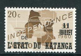 KATANGA- Y&T N°40- Neuf Sans Charnière ** - Katanga