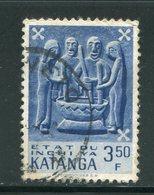 KATANGA- Y&T N°57- Oblitéré - Katanga