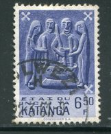 KATANGA- Y&T N°60- Oblitéré - Katanga