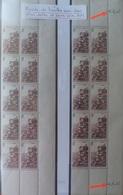R1949/2124 - 1947 - ROC-AMADOUR N°763 NEUFS** - BANDE VERTICALE DE 10t Avec 2 CD (BANDE De 10t Sans CD) - 1940-1949