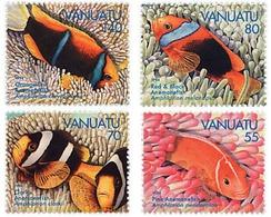 Ref. 45832 * MNH * - VANUATU. 1994. FISHES . PECES - Vanuatu (1980-...)