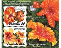 Ref. 92672 * MNH * - VANUATU. 1997. HONG KONG 97. INTERNATIONAL PHILATELIC EXHIBITION . HONG KONG 97. EXPOSICION FILATEL - Vanuatu (1980-...)