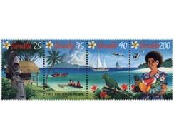 Ref. 4912 * MNH * - VANUATU. 1994. TOURISM . TURISMO - Vanuatu (1980-...)