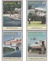 Ref. 144887 * MNH * - VANUATU. 1994. 50TH ANNIVERSARY OF OACI . 50 ANIVERSARIO DE LA OACI - Vanuatu (1980-...)