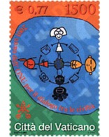 Ref. 86504 * MNH * - VATICAN. 2001. YEAR OF DIALOGUE AMONG CIVILIZATIONS . AÑO INTERNACIONAL DEL DIALOGO ENTRE CIVILIZA - Vatican