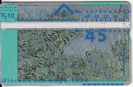 NETHERLANDS - Painting/Vincent Van Gogh, CN : 005D, 04/90, Used - Nederland