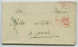 Révolution . LAS 1795 Du Conventionnel Garnier De Saintes à Pierre-François Palloy , Démolisseur De La Bastille . - Autographs