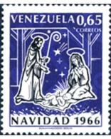 Ref. 176767 * MNH * - VENEZUELA. 1966. CHRISTMAS 1966 . NAVIDAD 1966 - Venezuela